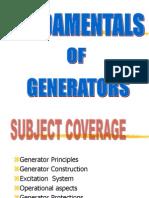Generator Course