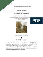 Ernesto Bozzano - Os Enigmas Da Psicometria