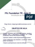 Aula 01 - Introdução ao ITIL