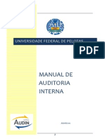 Manual de Auditoria Interna Ufpel