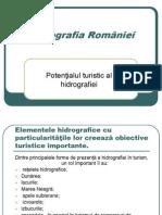 Hidrografia României