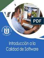 Calidad de Software Unidad I