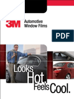3M Crystalline Window Film Brochure