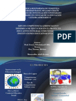 Seminario II Presentacion Modelo