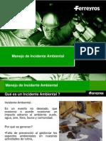 Manejo de Incidente Ambiental c.ppt