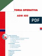 Auditoría Operativa - Auditoría Administrativa