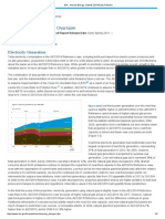 EIA - Annual Energy Outlook 2014 Early Release