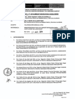 Informe 5ta Valorizacion Primera Parte ObraCapilla MINCETUR PRODUCE