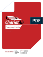 ChariotAir Corporate Profile