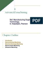 Chap4 Advanced Machining