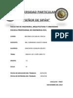 06.- Informe de CORTE DIRECTO Dayli