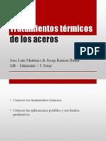 M8 - Tratamientos Térmicos de Los Aceros (PPT)