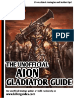 Aion Gladiator Guide