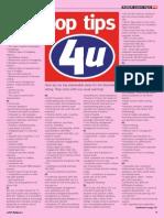 Acca Exam Tips Dec 2014