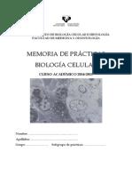 Guía Prácticas Biología Celular 2014-2015 Bloque 1-2