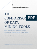 Compare Data Mining Tools