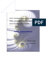 Apostila Cálculo 4 - Fourier, Laplace e Transformada Z