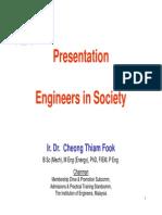 EngineersinSocietyforUiTM29102014IrDrCheongFIEM[CompatibilityMode]