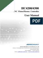 manual de operacion de pantografo