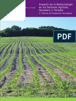 Impacto de La Biotecnología en Los Sectores Agrícola, Ganadero y Forestal