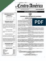 Dto. 22-2014 Ley de Implementación Medidas Fiscales, Presupuesto Gral. 2015, Financ. 2014