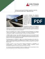 Caso Regulación Ferroviaria