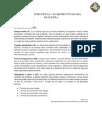 PRUEBAS DESTRUCTIVAS Y NO DESTRUCTIVAS PARA SOLDADURA.docx