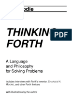 Thinking Forth - A Language and Philosophy for Solving Problems