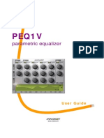 Peq1v Manual