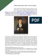 John James Ruskin on William Charles Cotton in 1838