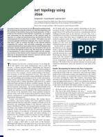 A Model of Internet Topology Using K-shell