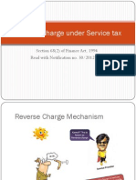 Crux of Reverse Charge