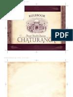 how to play chaturanga