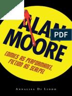 Alan Moore - Comics as Performance