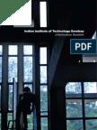 Institute Brochure