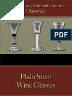 Drinking - Drinking Vessels - Glassware