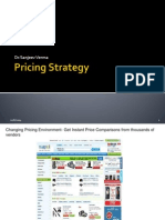 3. Pricing Strategy