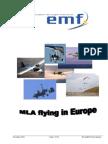 MLA Flying in Europe
