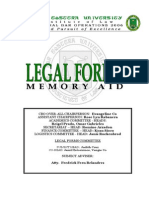 Legal Forms - Feu