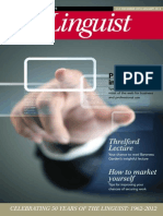 The Linguist Magazine
