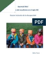 Dossier inclusión de la discapacidad