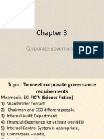 Chapter 3 Corporate Governance