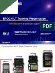 Epoch Lt Training 2-06