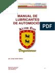 Manual Lubricantes de Automoción - Alter Evo Ingenieros - Por Jorge Asiain Sastre