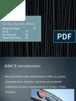 Presentation GSK