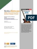 Berklee Basic Hard Rock Guitar