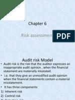 Chapter 6 Risk Assessment