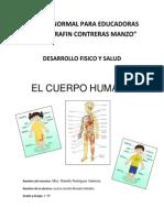 El Cuerpo Humano Evidencia 2