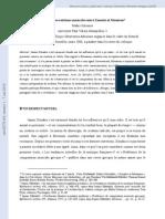 Notes Sur Les Relations Musicales Entre Xenakis Et Messiaen
