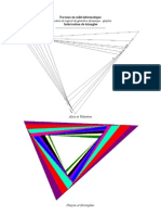 Imbrication de Triangles 6E